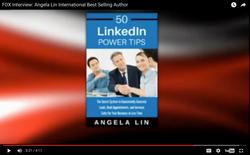 Angela Lin's book onTV