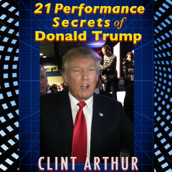 CLINT ARTHU'S book on Donald Trump