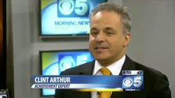 Clint Arthur on CBS Phoenix