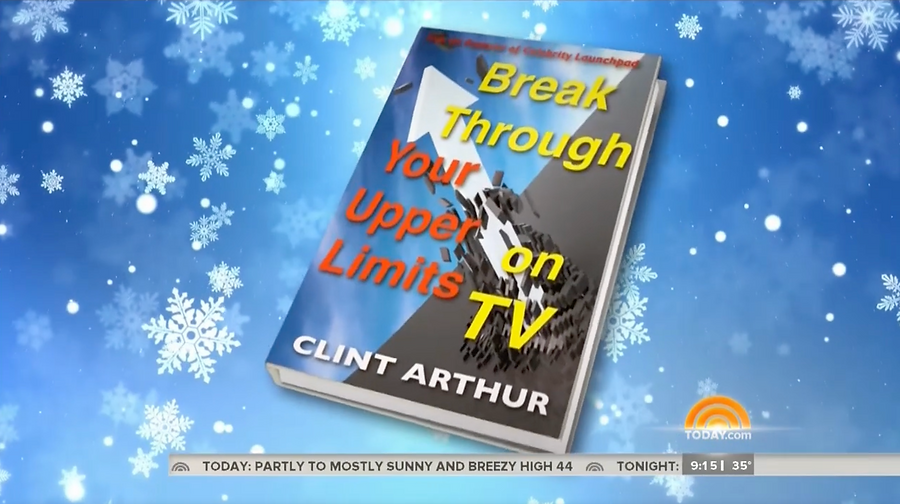 Break Through Your Upper Limits on TV TO