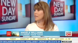 Angela Williams on CNN