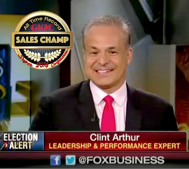 Clint Arthur on Fox Business Network