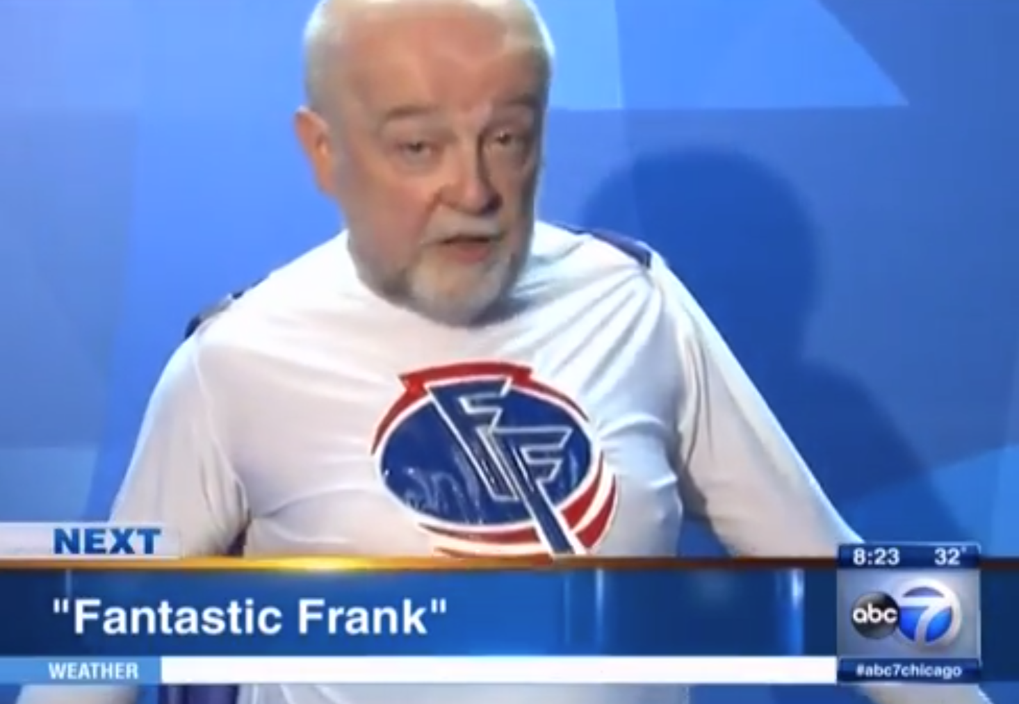 """Fantastic Frank""Johnson ABC Chicago"