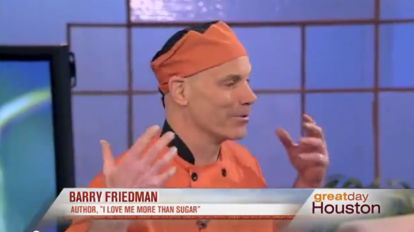 Barry Friedman on Great Day Houston