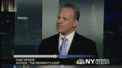Clint Arthur on NBC New York City