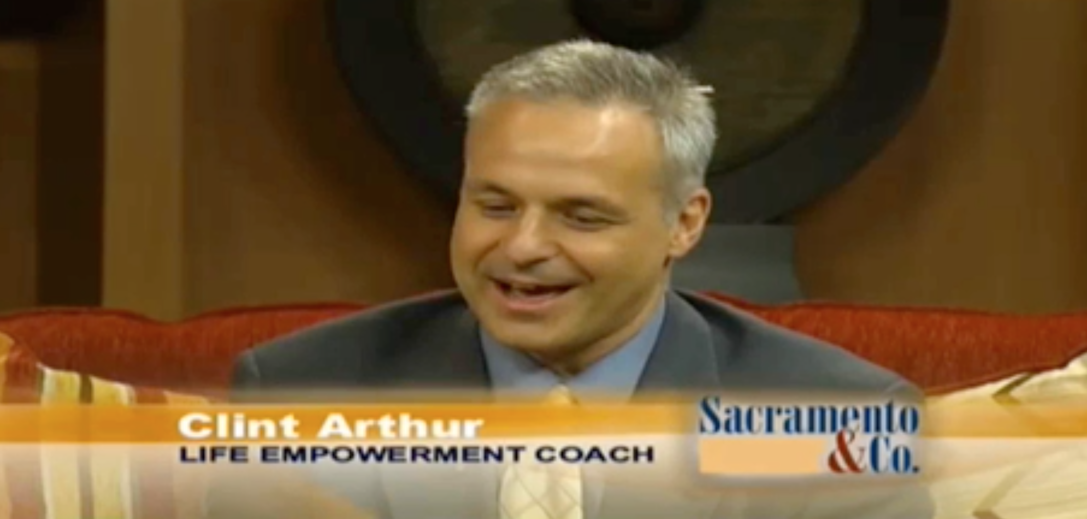 Clint Arthur on ABC TV Sacramento
