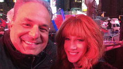 Clint Arthur & Kathy Griffin