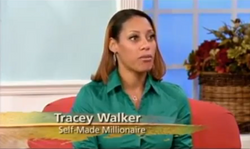 Tracey Walker on NBC Daytime