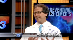 Dr. Jay Sordean on ABC 13