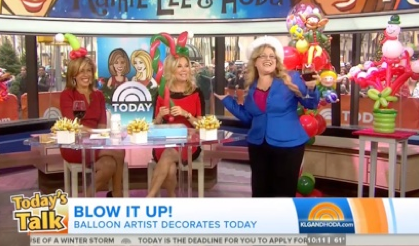 Sandi Masori on The TODAY Show
