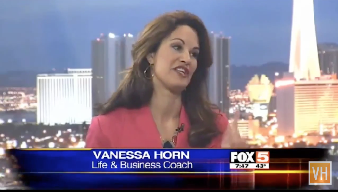 Vanessa Horn on Fox 5 Las Vegas