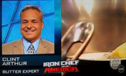 "Clint Arthur ""Iron Chef America"""