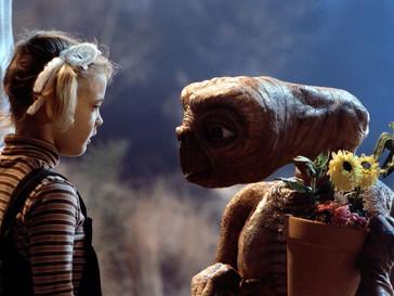E.T. phone... Netflix?