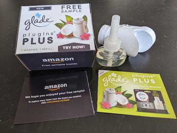 Amazon's Free Samples