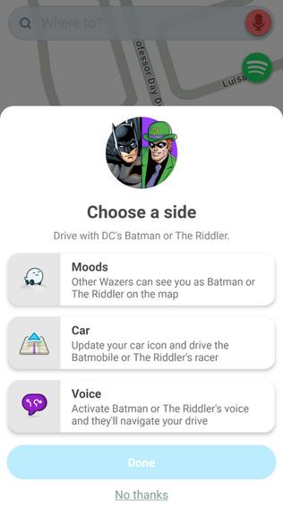 Becoming Batman