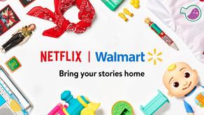 The Genius of Netflix Hub at Walmart