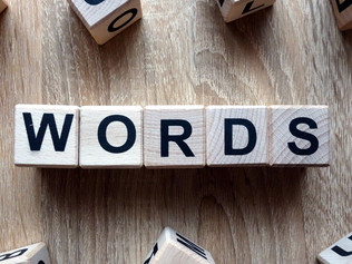 The Words You Use
