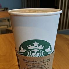 Once a Starbucks Partner...