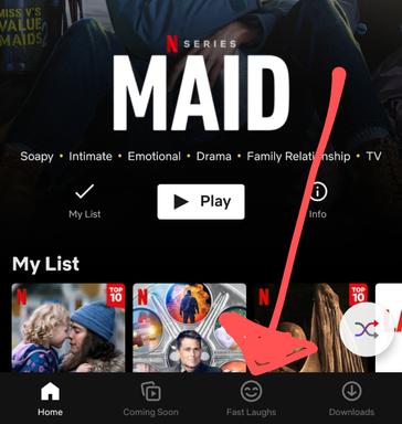 Netflix and Laugh