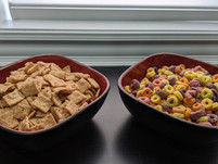 A Tale of Two Cereal Promos