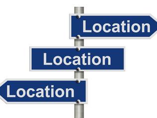 Location is Irrelevant
