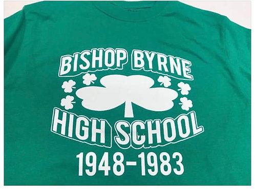 Bishop Byrne High School T-Shirt