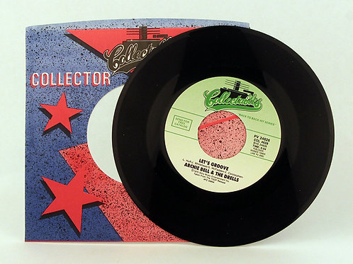 Archie Bell & The Drells 45 rpm record