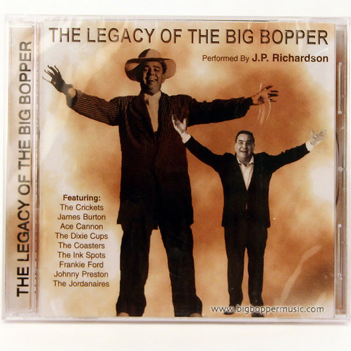 The Legacy of The Big Bopper