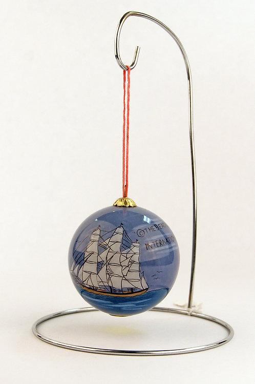 Museum of the Gulf Coast Christmas ornament