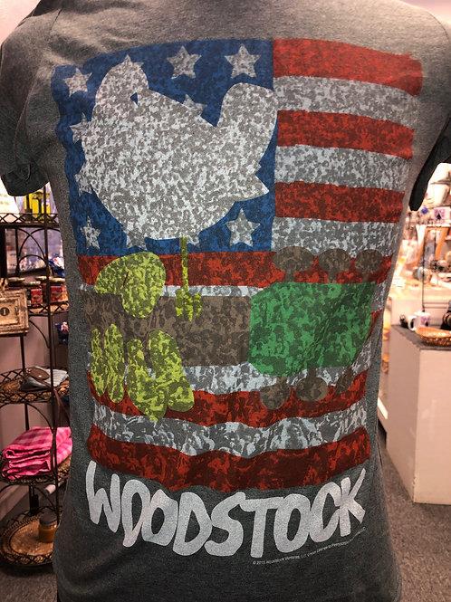Woodstock Shirt - Flag
