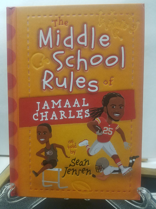 The Middle School Rules of Jamaal Charles