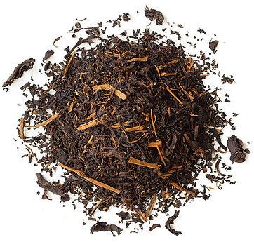 té negro orgánico