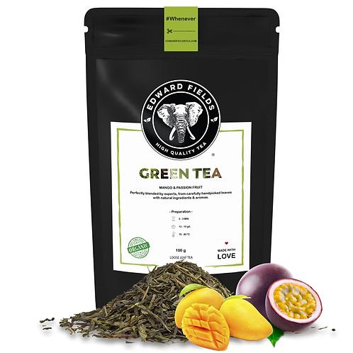 Té Verde - Mango y Maracuyá