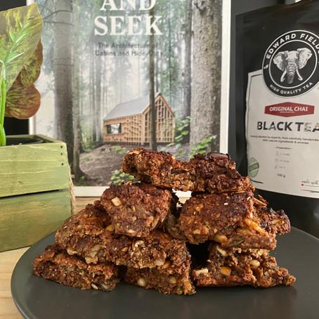 Healthy Energy Snack con Té Chai