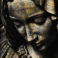 Gilded Angel