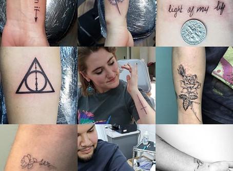 Arte Tattoo Studios Christmas Special!