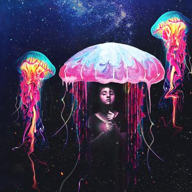 Underwater Umbrella