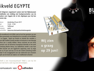 UITNODIGING voor 29 juni 2017 Rijksmuseum van Oudheden