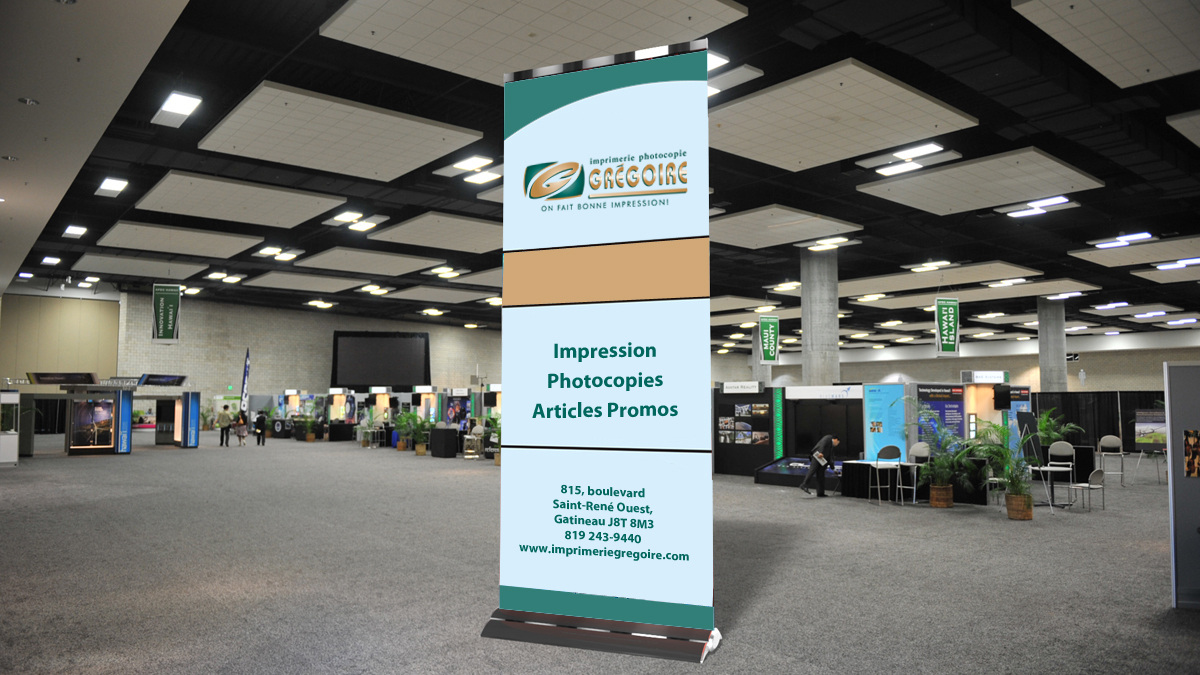Retractable Banners (Paraposts)
