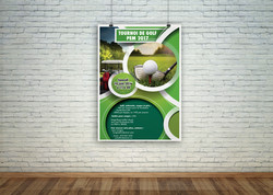 Large formats posters