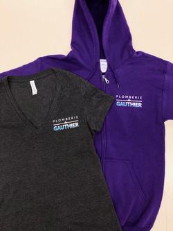 TShirt - hoodie - Sérigraphie