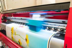 Large formats printing