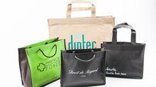 Un sac réutilisable qui porte votre logo!