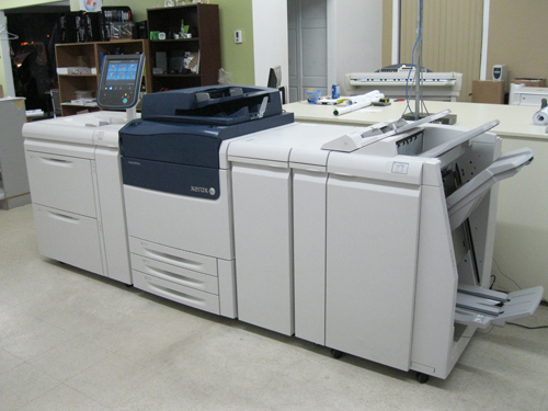 Xerox couleur