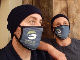 COVID - À vos masques...