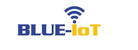 BLUE-IOT logo - Yellow - ITS - White bac