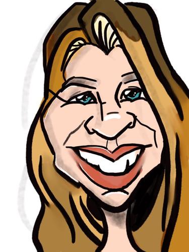 Digital caricatures Faceloon