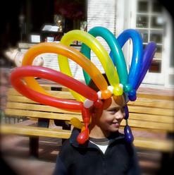 Spectrum Balloon Hat Mississauga