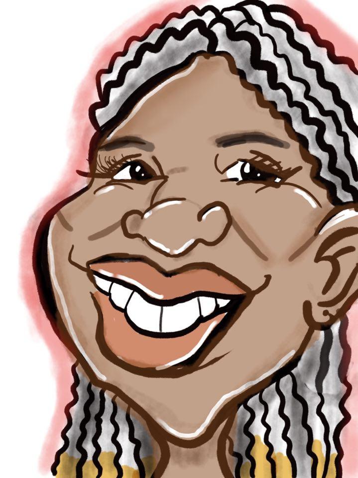 Faceloon caricature portraits colour