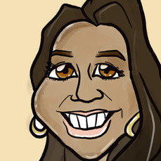 Detailed caricature